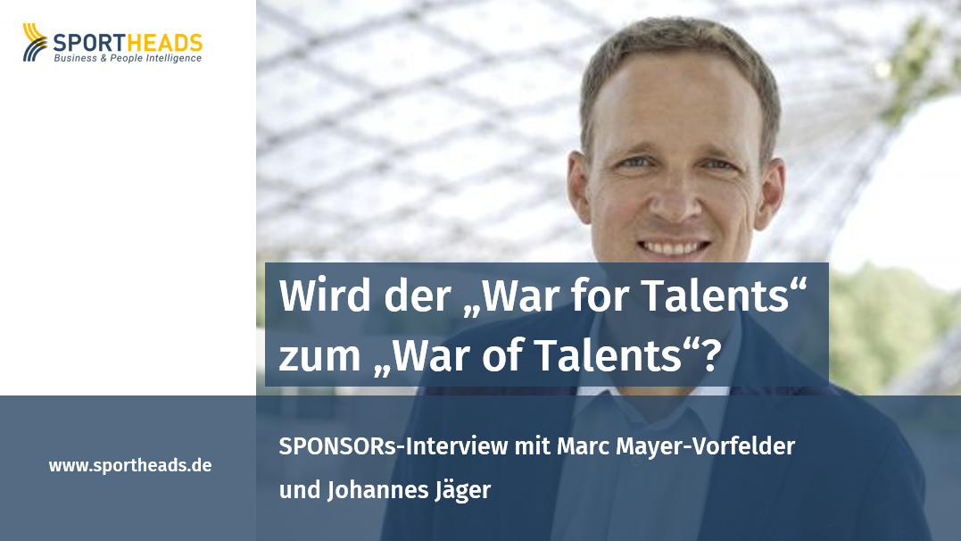 "Wird der ""War for Talents"" zum ""War of Talents""?"