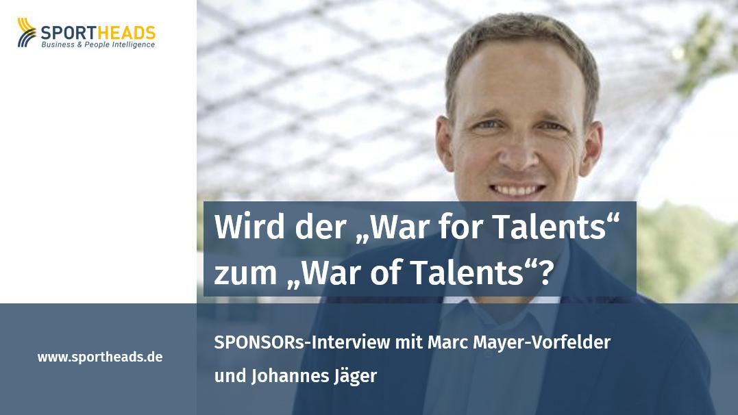 "Wird der ""War for Talents"" zum ""War of Talents""?"