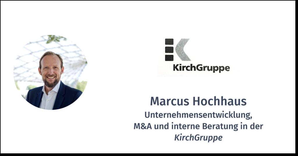 MARCUS HOCHHAUS – KIRCHGRUPPE