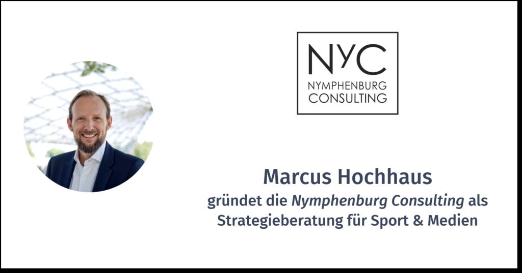 MARCUS HOCHHAUS – NYMPHENBURG CONSULTING