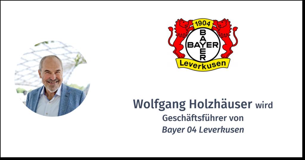 WOLFGANG HOLZHÄUSER – BAYER 04 LEVERKUSEN