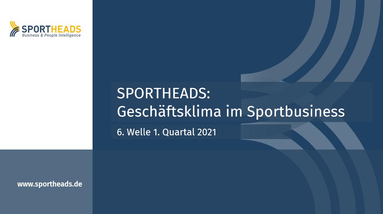Geschäftsklima Sportbusiness (Q1 2021)